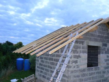 Mon abri de jardin en parpaings autoconstruction - Construire un abri de jardin en parpaing ...