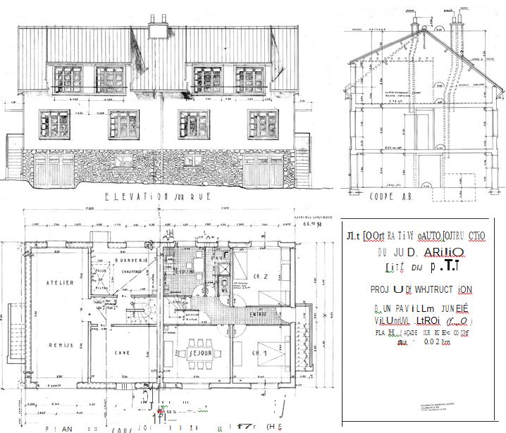 plan maison castor ventana blog. Black Bedroom Furniture Sets. Home Design Ideas