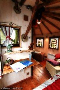 construire soi m me une v ritable cabane dans les arbres autoconstruction construire sa. Black Bedroom Furniture Sets. Home Design Ideas